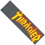 MOB Thrasher Flame Logo Skateboard Grip tape