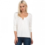 Volcom Lived In O/D Henley - Women's