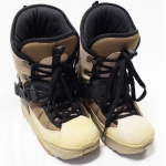 K2 Yak Step-In Snowboard Boots [Tan #131] - Size 9.5