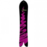 Gnu Original Swallow Tail Carver Snowboard - Club Collection
