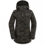 Volcom Gila Stretch Pullover Snowboard Jacket - Women's