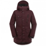 Volcom Manifest Insulated Snowboard Jacket - Women's