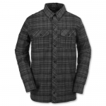 Volcom Simons Insulated Flannel Snowboard Jacket