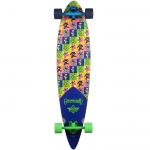 Dusters Grateful Dead Bears Longboard Complete 42