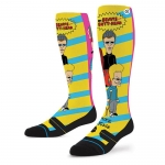 Stance Beavis and Butthead Snowboard Socks
