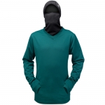 Ride High Point Fleece Mid Layer Top