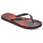 DC Spray Logo Sandals