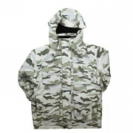 Pulse Snow Camo Toddler Snowboard Jacket - Kids'