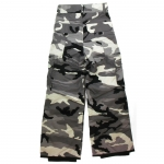 Pulse Snow Camo Toddler Bib Snowboard Pants - Kids'