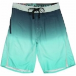 US Apparel Translucent 4-Way Stretch Shorts