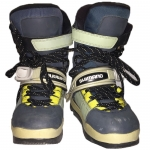 K2 Shimano Skylords Blue Snowboard Boots - 8