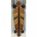5 Finger Natural Longboard Complete - 34