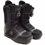 DC Scout Snowboard Boots - Size 8