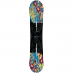 Burton Feelgood Camber Snowboard - Women's
