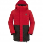 Volcom Woodland Insulated Snowboard Jacket - Boys'