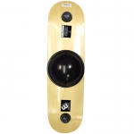 Whirly Board Cork Deck - Black