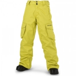 Volcom Folsom Insulated Snowboard Pants - Boys'