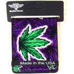 Buckle-Down Marijuana Haze Wallet