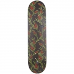 Globe Full On Vintage Black Thistle Skateboard Deck 8
