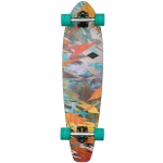 Globe The All Time Cruiser Longboard Complete 35