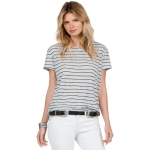 Volcom Lived In Rib Tee Shirt - Women's