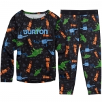 Burton Lightweight Minishred Set Snowboard Base Layer - Kids'