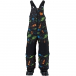 Burton Maven Boys' Bib Mini Shred Snowboard Pants - Kids'