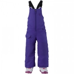 Burton Maven Girls' Bib Mini Shred Snowboard Pants - Kids'