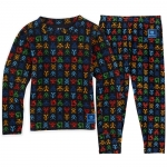 Burton Minishred Fleece Set Snowboard Base Layer - Kids'