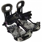 Ride Ride Delta Snowboard Bindings with New Toes Caps - XL