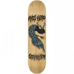 Anti Hero Stranger Whitehead Skateboard Deck 7.75