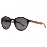 Cassette Traveler Black Kosswood Sunglasses