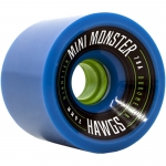 Landyachtz Mini Monster Longboard Wheels 78a