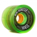 Landyachtz Mini Monster Longboard Wheels 80a