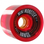 Landyachtz Mini Monster Longboard Wheels 82a