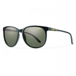 Smith Mt. Shasta Matte Black Sunglasses