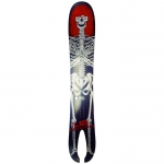 Lib Tech Skeleton Birdman Swallowtail Snowboard