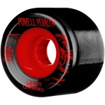 Powell Gravel Grinders Skateboard Wheels 80a