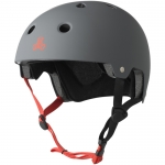 Triple Eight 888 Brainsaver Dual Certified Skateboard Helmet