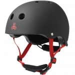 Triple Eight 888 Lil 8 Dual Certified EPS Skateboard Helmet