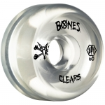 Bones SPF Clear Formula Skateboard Wheels 60mm