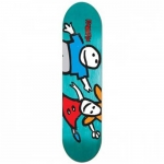 Foundation Whippersnapper Mini Skateboard Deck 7.375