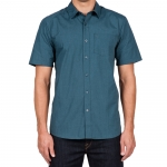 Volcom Everett Solid Short Sleeve Shirt