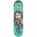 Zero Animal Attack Impact Light Hill Skateboard Deck 8.125