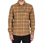 Volcom Copeland Long Sleeve Flannel Shirt