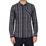 Volcom Gaines Long Sleeve Flannel Shirt