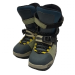 #151 Shimano Skylord Clicker Snowboard Boots Size 8