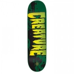Creature Stained MD Team Skateboard Deck