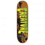 Creature Stained XS Team Skateboard Deck