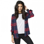 Element Wilson Hooded Flannel